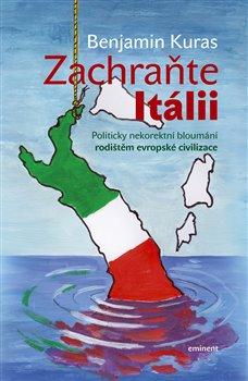Obálka titulu Zachraňte Itálii