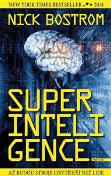 Obálka titulu Superinteligence
