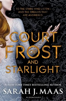 Obálka titulu A Court of Frost and Starlight