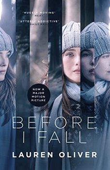 Obálka titulu Before I Fall, film tie-in