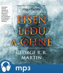Píseň ledu a ohně, mp3 - George R.R. Martin