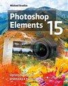 Obálka knihy Photoshop Elements 15