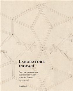Obálka titulu Laboratoře inovací