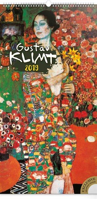 Nástěnný kalendář Gustav Klimt 2019 - - | Booksquad.ink