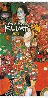 Obálka knihy Nástěnný kalendář Gustav Klimt 2019