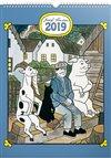 Obálka knihy Nástěnný kalendář Josef Lada – Pohádky 2019