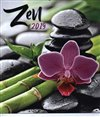Obálka knihy Nástěnný kalendář Zen 2019