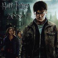 Poznámkový kalendář Harry Potter 2019