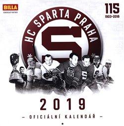Poznámkový kalendář HC Sparta Praha 2019