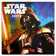 Poznámkový kalendář Star Wars Classics 2019