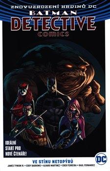 Obálka titulu Batman Detective Comics 1: Ve stínu netopýrů
