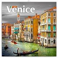 Poznámkový kalendář Benátky 2019