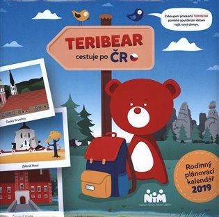 Poznámkový kalendář Teribear 2019 - - | Booksquad.ink