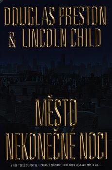 Obálka titulu Město nekonečné noci