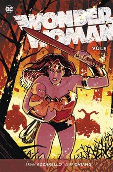 Obálka titulu Wonder Woman 3: Vůle