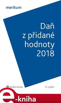 Obálka titulu Daň z přidané hodnoty 2018