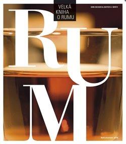Obálka titulu Velká kniha o rumu