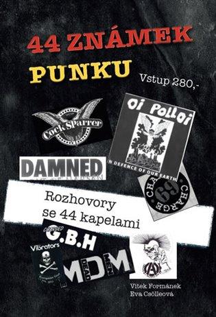 44 známek punku:Rozhovory se 44 kapelami - Eva Csölleová, | Replicamaglie.com