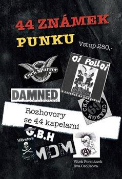 Obálka titulu 44 známek punku