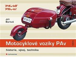 Obálka titulu Motocyklové vozíky PAv