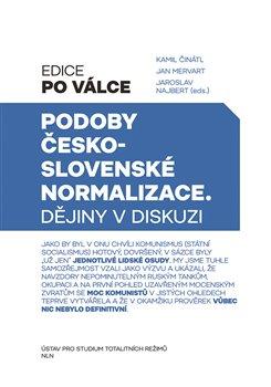 Obálka titulu Podoby československé normalizace
