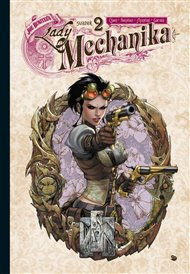 Lady Mechanika: Tabule osudů - limitovaná edice