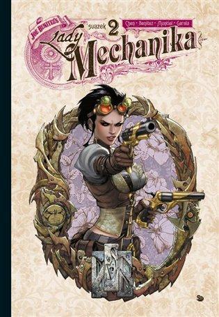 Lady Mechanika 2 : Tabule osudů - limitovaná edice
