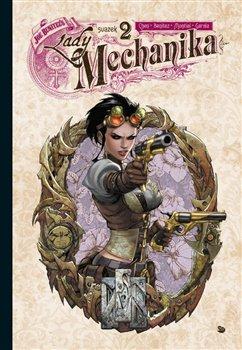 Obálka titulu Lady Mechanika: Tabule osudů - limitovaná edice