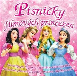 Obálka titulu Písničky filmových princezen