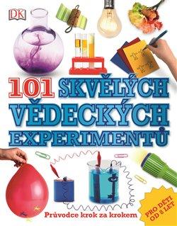Obálka titulu 101 skvělých vědeckých experimentů