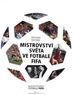 Obálka titulu Oficiální historie FIFA mistrovství světa