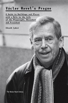 Obálka titulu Václav Havel's Prague