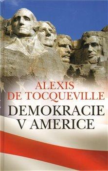 Obálka titulu Demokracie v Americe