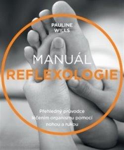 Obálka titulu Manuál reflexologie