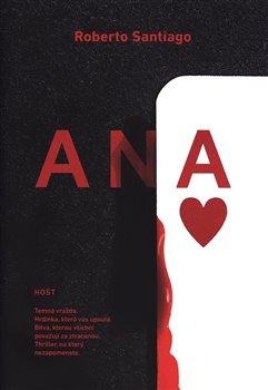 Obálka titulu Ana