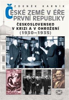 Obálka titulu České země v éře první republiky