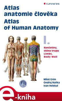 Atlas anatomie člověka I. - Atlas of Human Anatomy I.