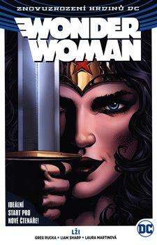 Obálka titulu Wonder Woman 1: Lži