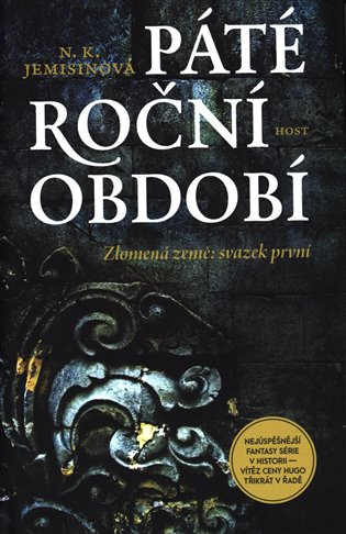 Páté roční období:Zlomená Země I - N.K. Jemisinová | Booksquad.ink