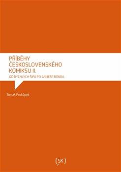 Obálka titulu Příběhy československého komiksu II.