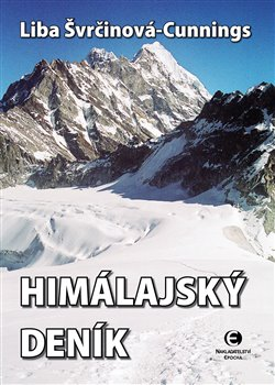 Obálka titulu Himálajský deník