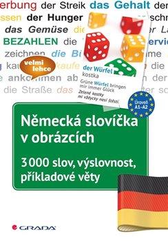 Obálka titulu Německá slovíčka v obrázcích