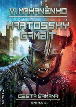 Obálka titulu Kartosský gambit - Cesta šamana 2