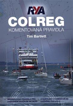Obálka titulu COLREG