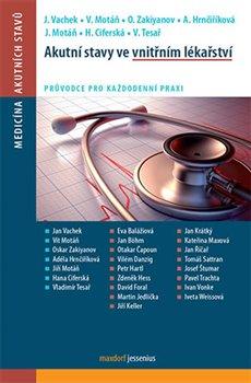 Obálka titulu Akutní stavy ve vnitřním lékařství