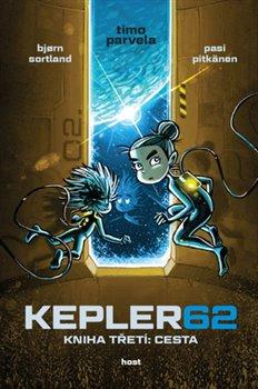 Obálka titulu Kepler62: Cesta. Kniha třetí