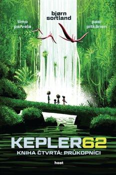 Obálka titulu Kepler62: Průkopníci. Kniha čtvrtá