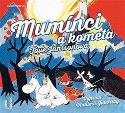 Obálka titulu Mumínci a kometa