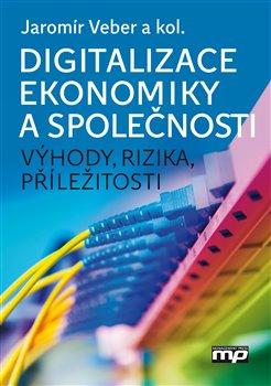 Obálka titulu Digitalizace ekonomiky a společnosti