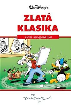Obálka titulu Disney Zlatá klasika Vicar